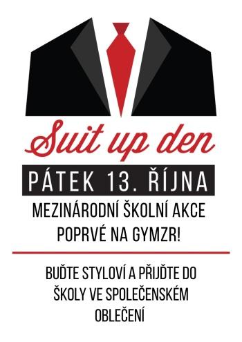 Suit up den