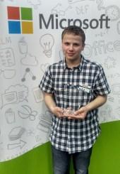 Finále - vítěz Jonáš Rosecký