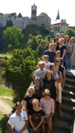 Letní česko-německé setkání studentů