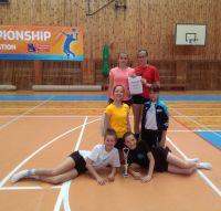 Volejbal - krajské kolo 8. a 9. ročníků
