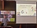 Jonáš Rosecký a jeho vítězná prezentace vsoutěži Office Arena 2017