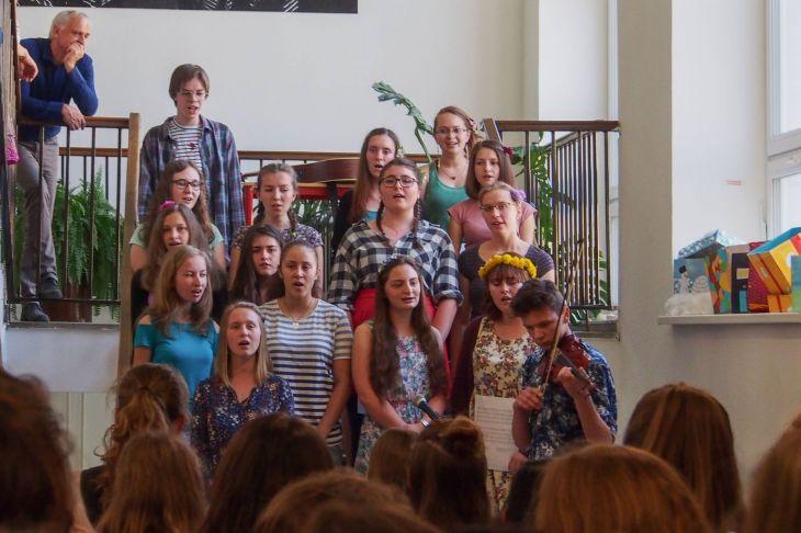 Školní sbor