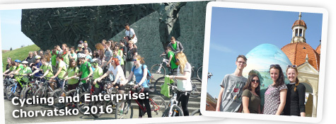 Cycling and Enterprise - Chorvatsko