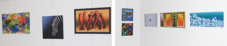 Počítačová malba – Pavel Bezděčka